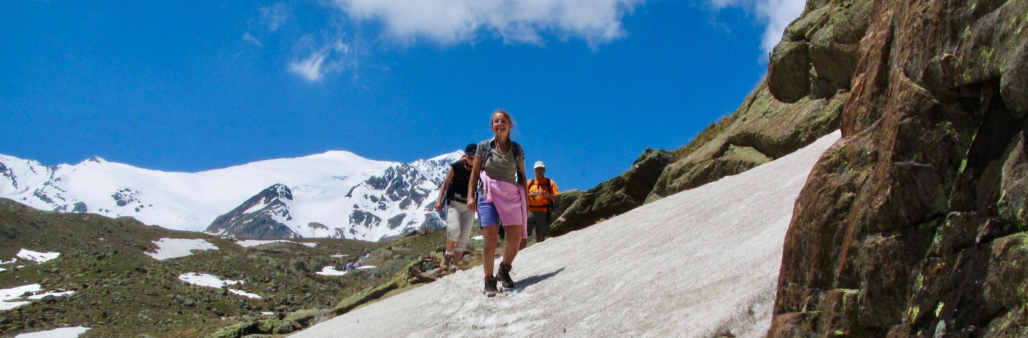 Wandelreis Trentino
