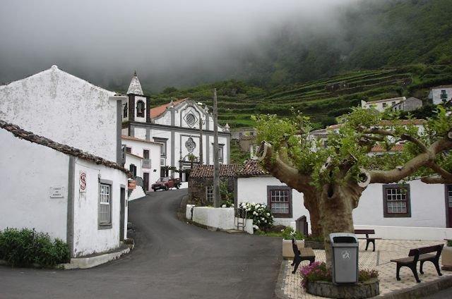 Wandelreis Azoren Flores