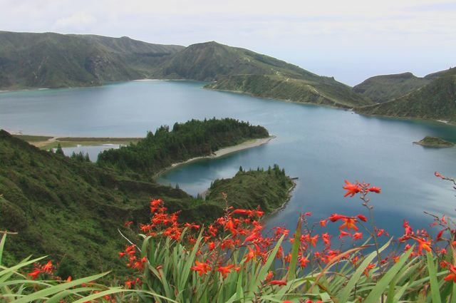 Wandelreis Azoren Sao Miguel