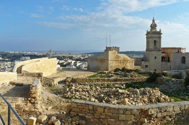 Wandelreis Malta Gozo en Malta