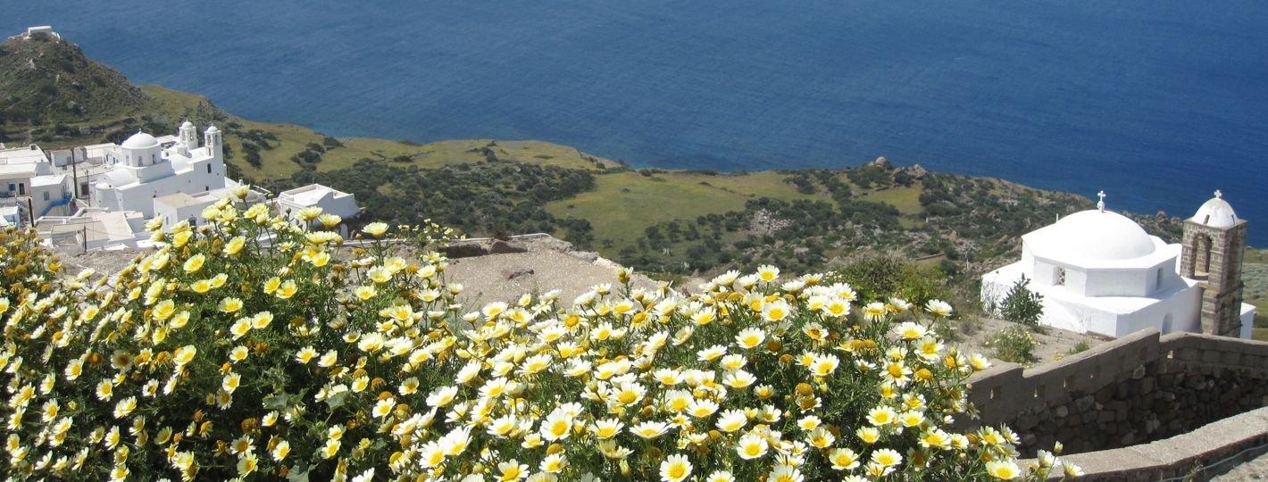 Wandelvakanties Griekenland Cycladen