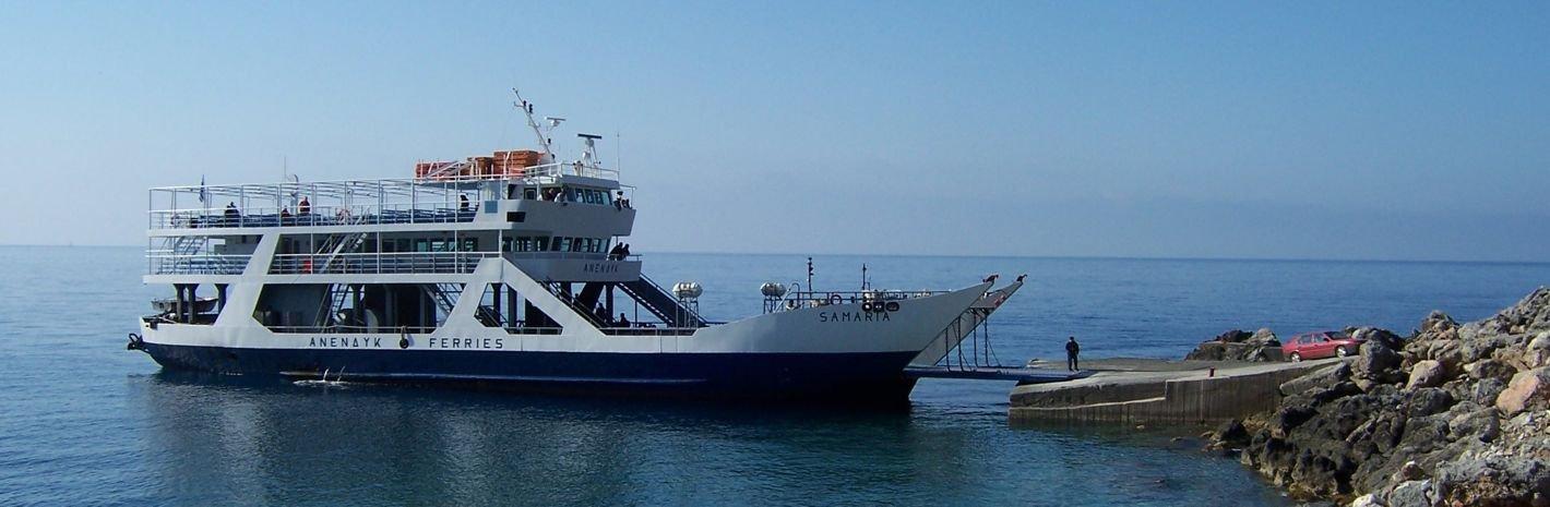 wandelreis Griekenland Kreta