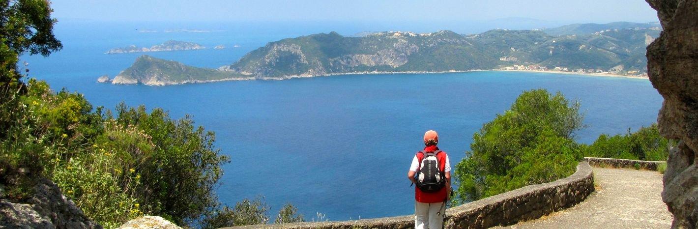 wandelreis Griekenland Ionische eilanden