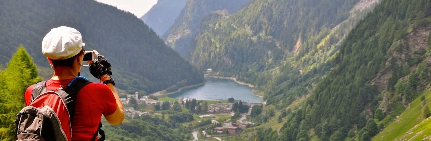 wandelreis Italië lombardije