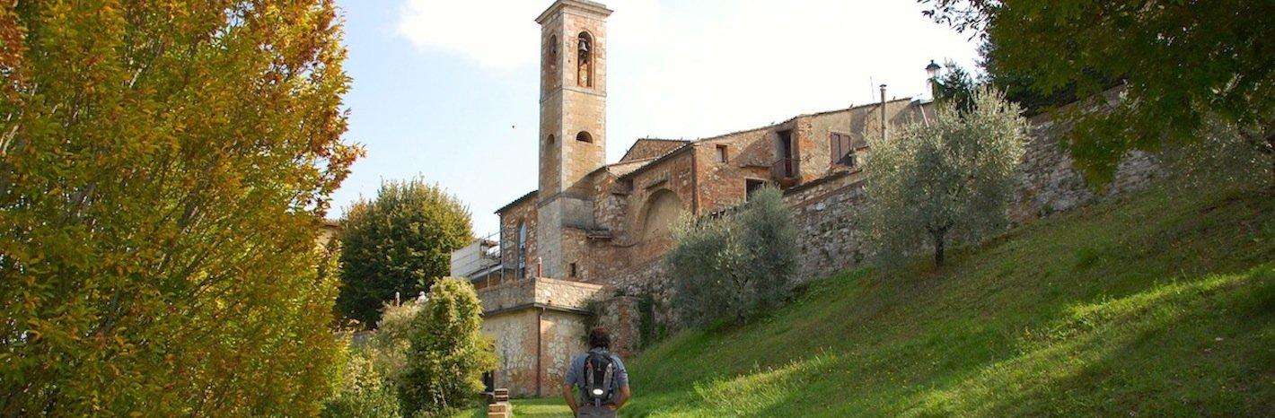 wandelreis Italië toscane