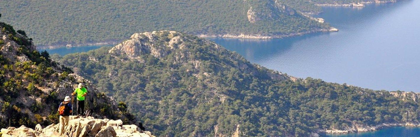 wandelreis Turkije Lycie west