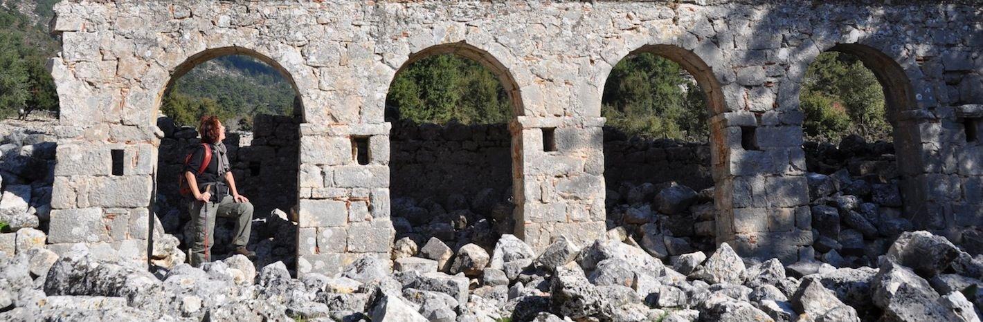 Wandelreis Turkije Lycië Oost