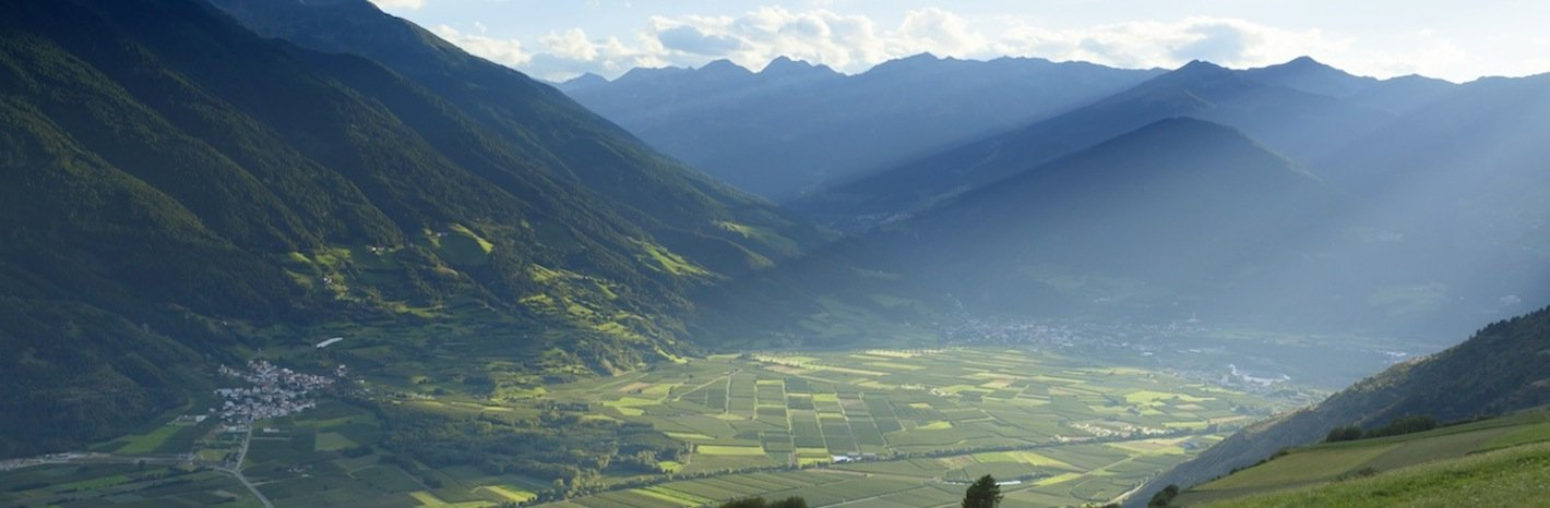 wandelreis Italië alto adige