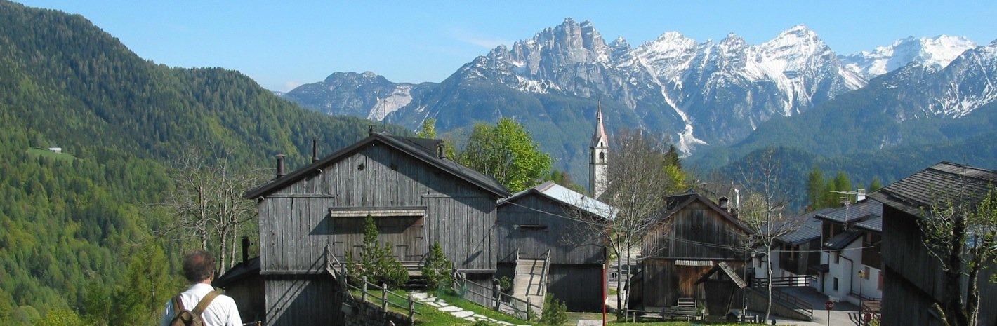 Wandelreis Italië Val Zoldana