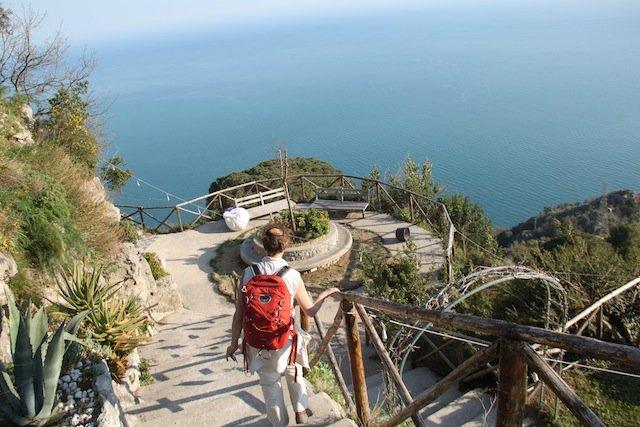Wandelreis Amalfi en Cilento
