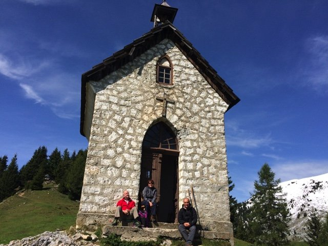 Wandelreis Alpe Adria