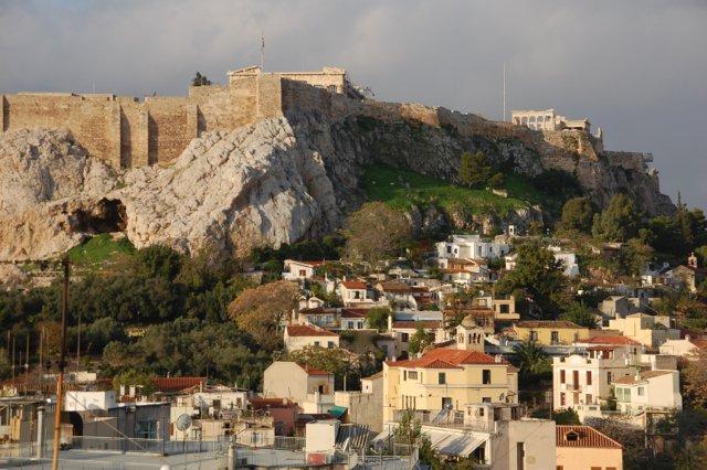 wandelreis Griekenland Athene