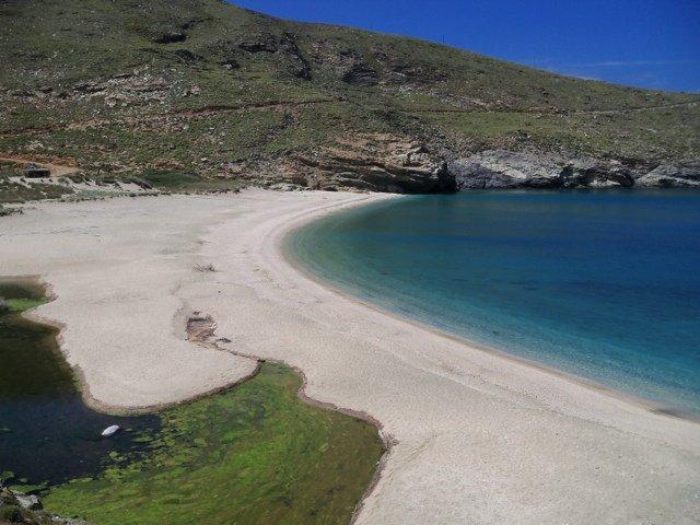 wandelreis Griekenland Andros