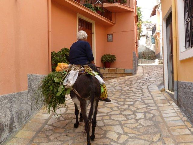wandelreis Griekenland Korfoe