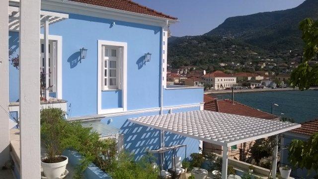 wandelreis Griekenland Kefallonia & Ithaka