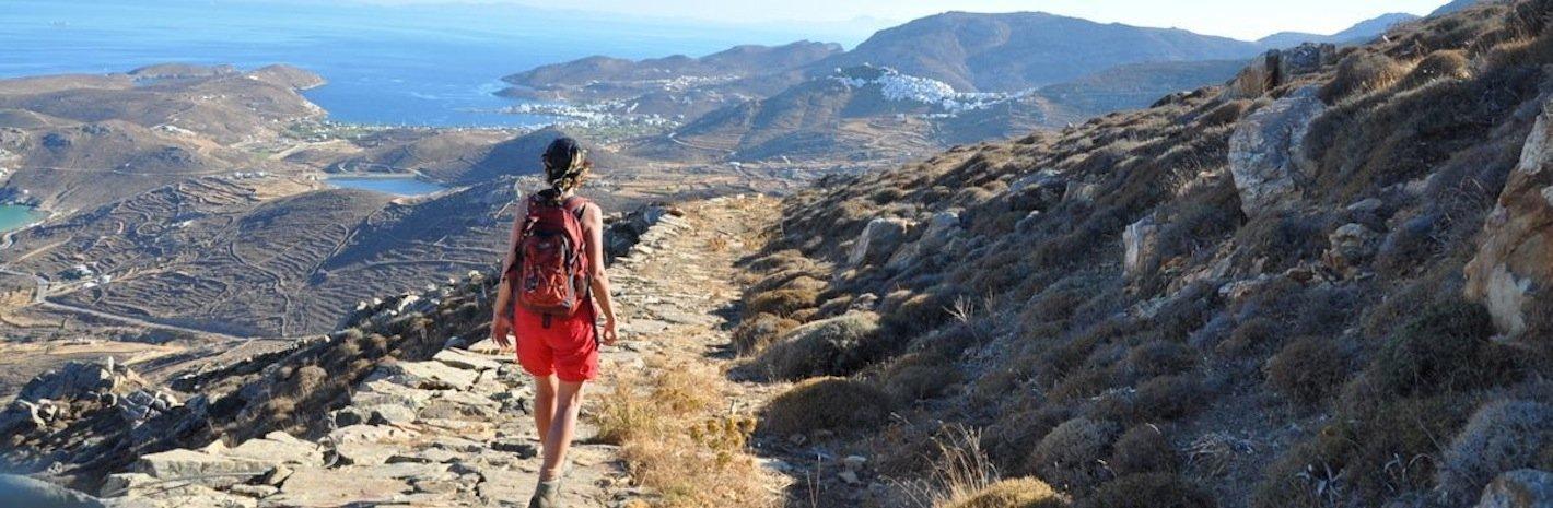 Wandelreis Cycladen