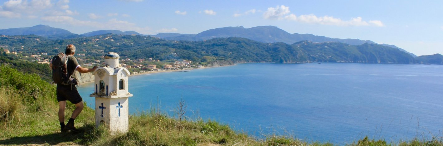 Wandelreis Korfoe