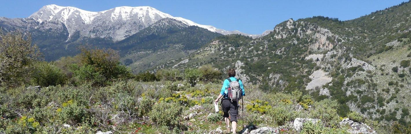Wandelreis Peloponnesos