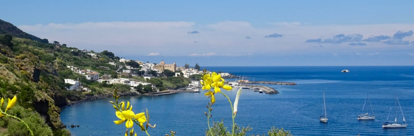 Wandelreis Liparische eilanden