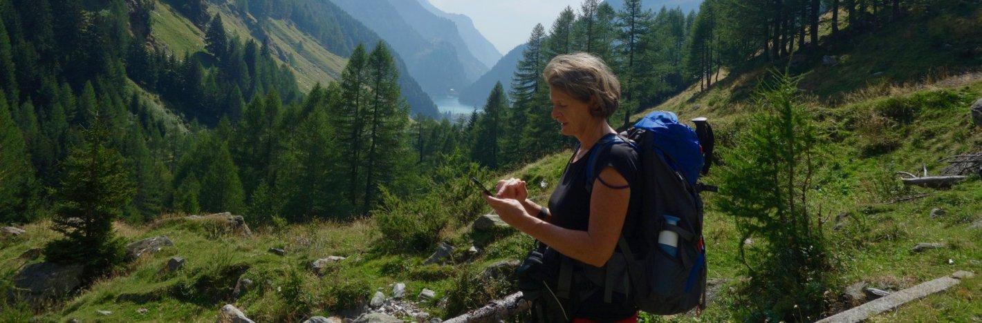 Wandelreis Via Spluga
