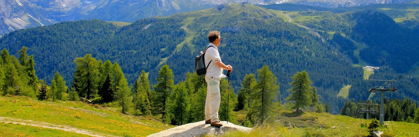 Wandelreis Dolomieten