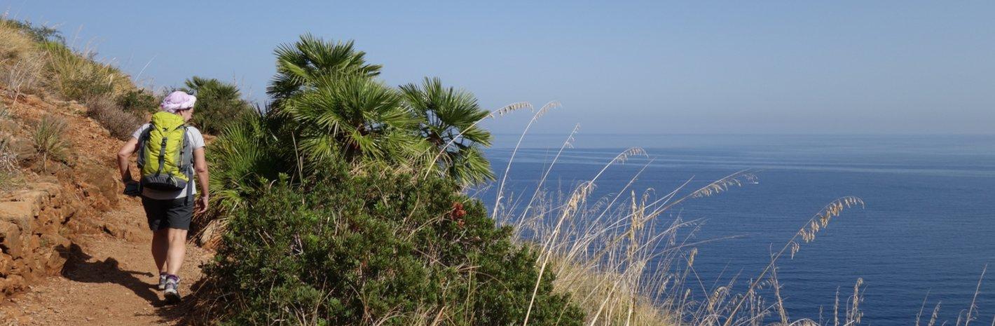 Wandelreis Sicilië
