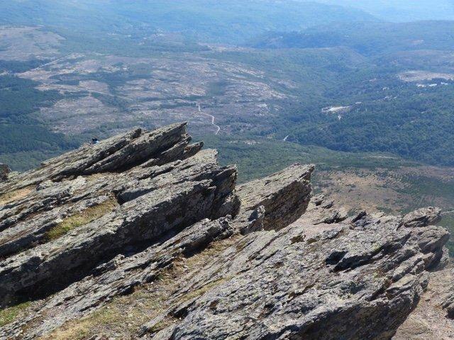 la albercWandelreis Sierra de Francia
