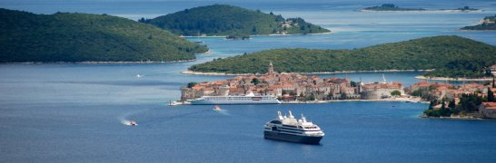 Wandelreis Kroatië