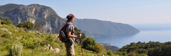 Wandelreis Turkije