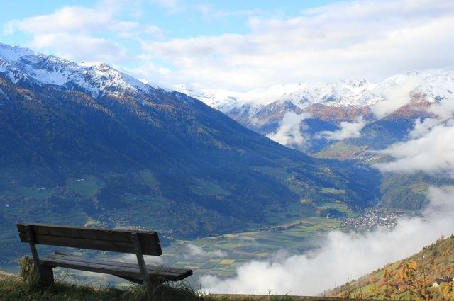 wandelreis Italie Alta Via Val Venosta