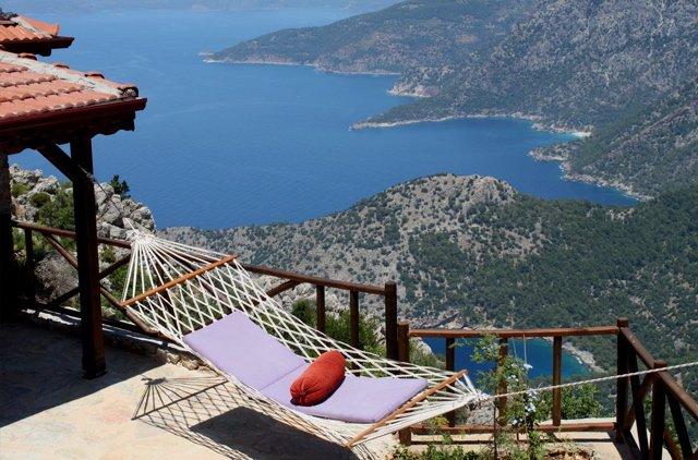 wandelreis Turkije West Lycie