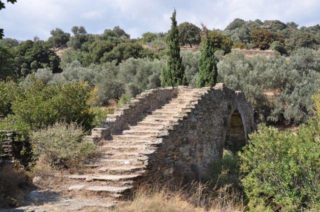 Wandelreis Griekenland Cyladen Noord