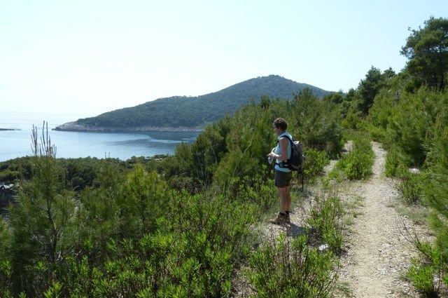 Wandelreis Kroatie Dalmatie