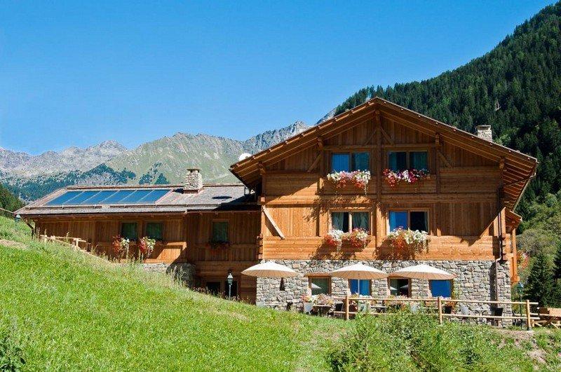Wandelreis Italie Val di Peio
