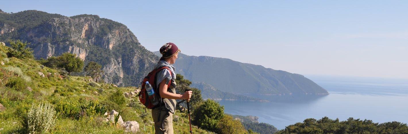 Wandelreis Turkije Lycië West