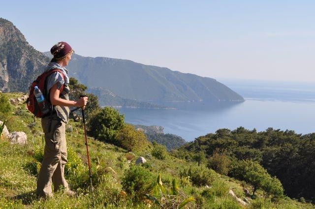 Wandelvakantie Turkije