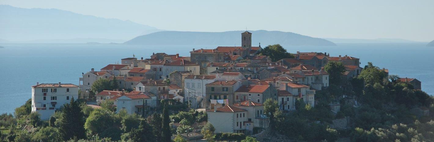 Wandelvakantie Kroatië Kvarner eilanden