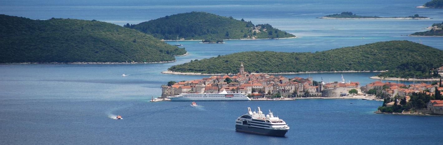 Wandelvakantie Kroatië Dalmatië