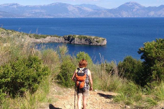 Wandelreis Italie Amalfi & Cilento