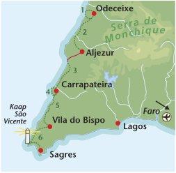 Wandelvakantie Costa Vicentina
