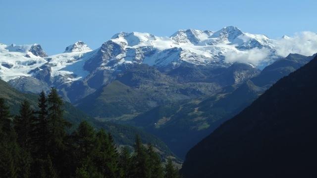 Wandelreis Val d'Ayas