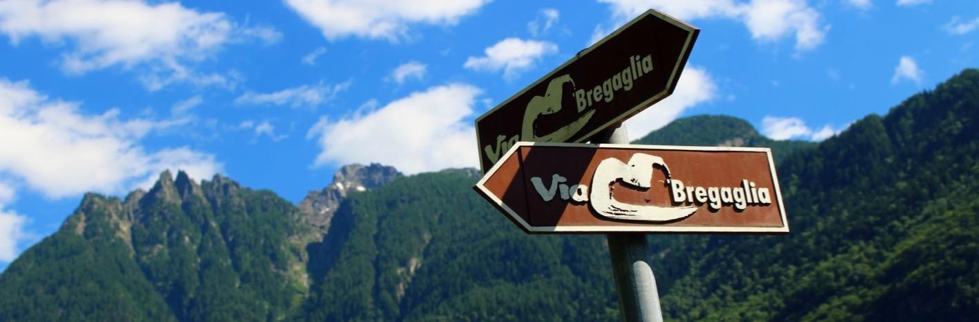 Wandelreis Bregaglia