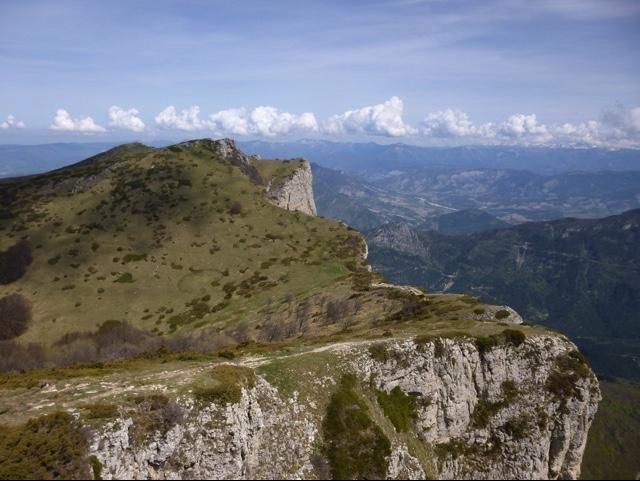 Wandelreis Drôme
