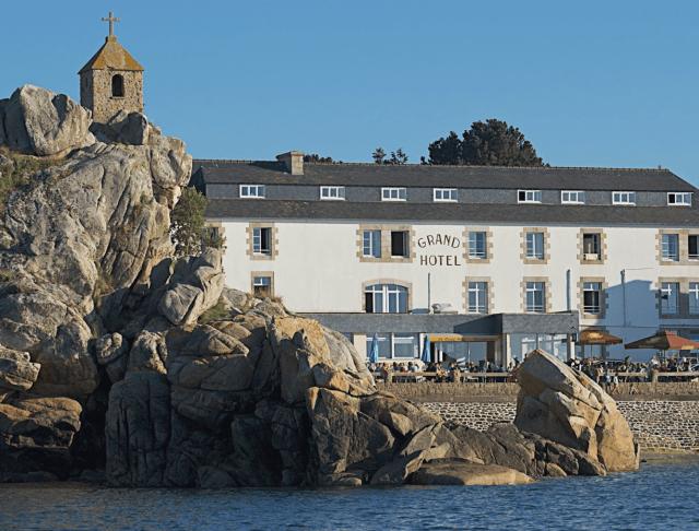 Wandelreis Bretagne trektocht