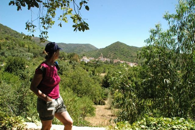 Wandelreis Spanje Sierra de Aracena
