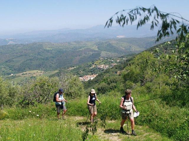 Wandelreis Italië Amalfi & Cilento