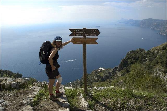Wandelreis Italië Amalfitaanse kust