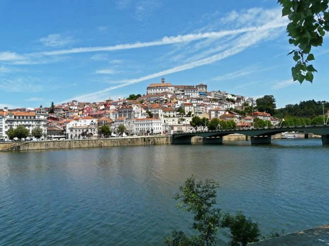 Wandelreis Portugal Coimbra