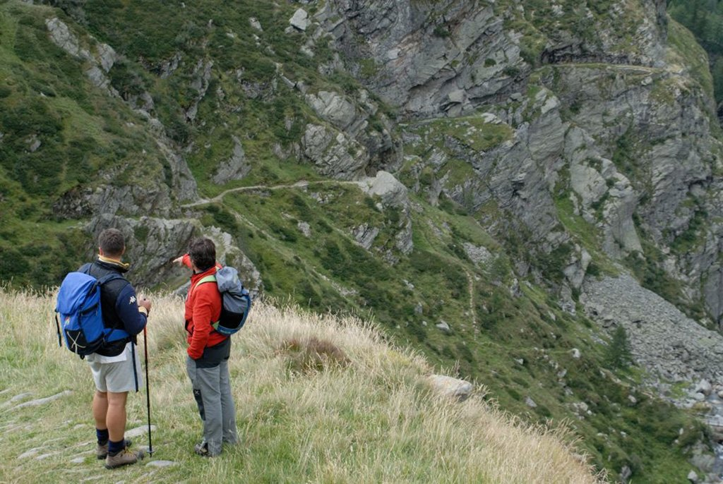 Wandelreis Italië Via Spluga