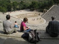 Wandelreis Griekenland Peloponnesos
